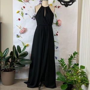 BHLDN Marco dress in black size M